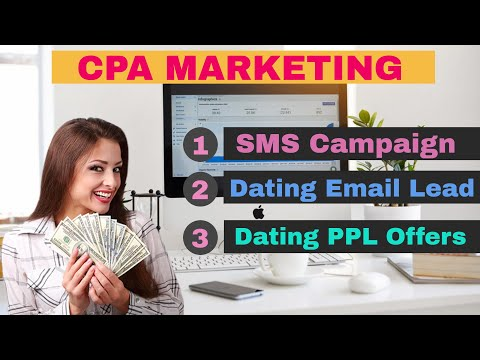 CPA Work From Home Par Manth 120$   PPL,SMS Campaign,Email Lead Offers   Bangla Tutorial 2019