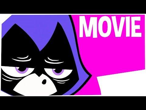 TEEN TITANS GO Movie 2018 Announced RANT REVIEW Cartoon Network Dead