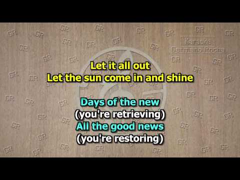 Almah - Days of The New (Karaoke)