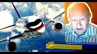 Самолет Sukhoi Superjet 100. Что и почему произошло в Шереметьево? Правда от Д.Зотьев на SobiNews