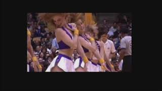 NBA Live 97 Los Angeles Lakers Halftime Show