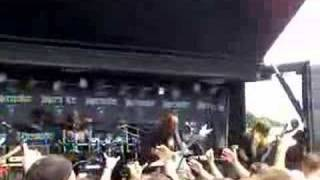 Nile- Black Seeds of Vengeance live @ Ozzfest