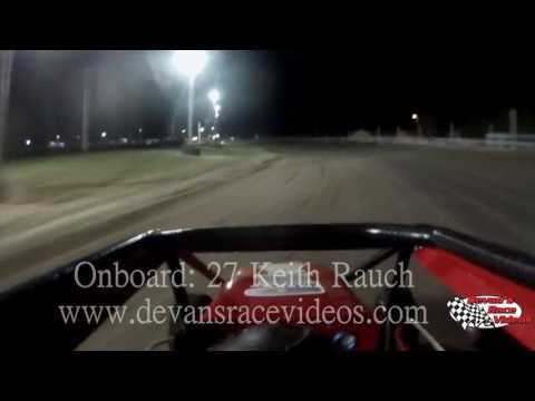 May 25, 2013 | RMMRA Midget Highlights | Phillips County Raceway
