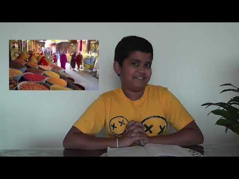 My Dubai - Homework - GWPS