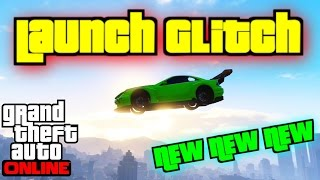 GTA 5 Launch Glitch / Katapult Glitch [SOLO] by HERZ Movie
