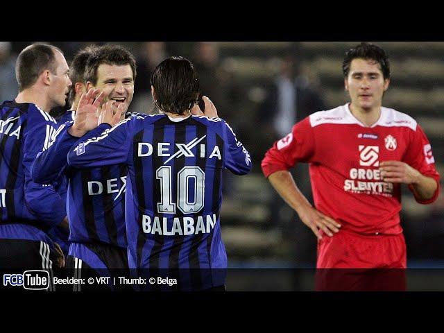 2006-2007 - Beker Van België - 03. Kwartfinale - Club Brugge - KV Kortrijk 2-1