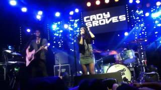 Watch Cady Groves Redhanded video