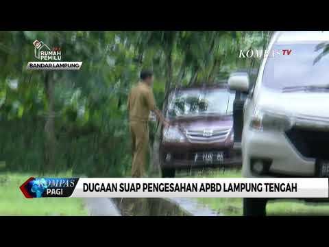 KPK Periksa 10 Anggota DPRD Lampung Tengah Terkait Suap Mp3