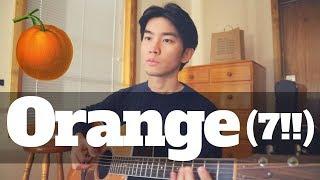 Orange (7!! Seven Oops) Cover【Japanese Pop Music】