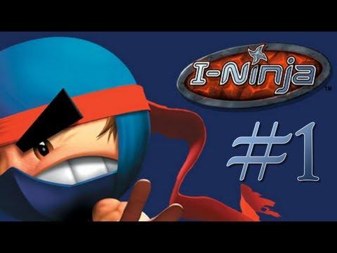 I-Ninja - Вызов принят! (часть 1)