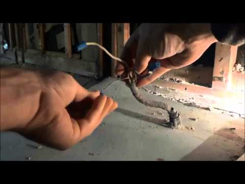 How To Cap Off Live Electrical Wires (Safely)