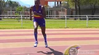 Salto alto - La carrera de impulso