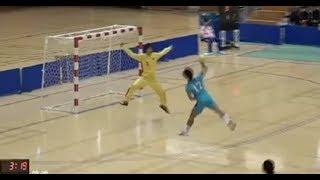 【ハンドボール】インカレ決勝2017国士舘VS筑波【handball】