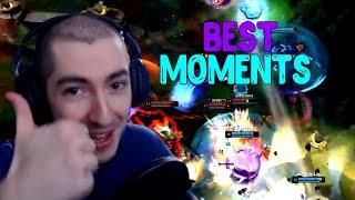 Лучшие Моменты League Of Legends | BEST MOMENTS | TeamleSS Интимные Советы | GeneraL_HS_ Убивает?