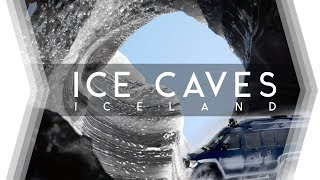 ICELAND  |  ICE CAVES & SUPER JEEPS on Katla Volcano