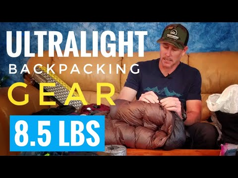 ultralight-backpacking-gear-dump---what-worked-and-what-didn't!