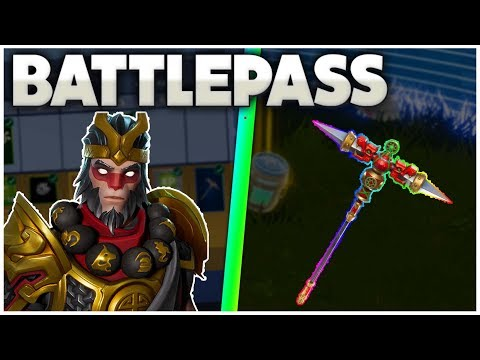 SEASON 3 BATTLE PASS! | Possible Items That Will Be In The New Battle Pass! | Space Theme?!