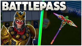 SEASON 3 BATTLE PASS!   Possible Items That Will Be In The New Battle Pass!   Space Theme?! thumbnail