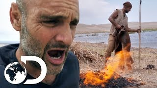 An Exhausting Race Through The Gobi Desert With No Drinking Water | Ed Stafford: First Man Out