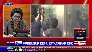 Jumpa Pers KPK Terkait OTT KPK Gubernur Kepri