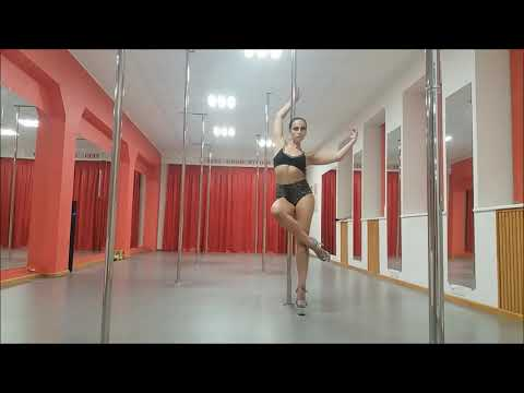 Exotic Pole Dance / Alyona Amber / Intensive Choreo / Dreams