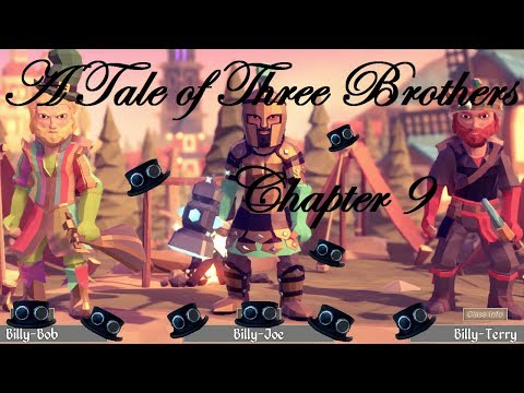 Tale of three brothers part 9: Visions and the temple