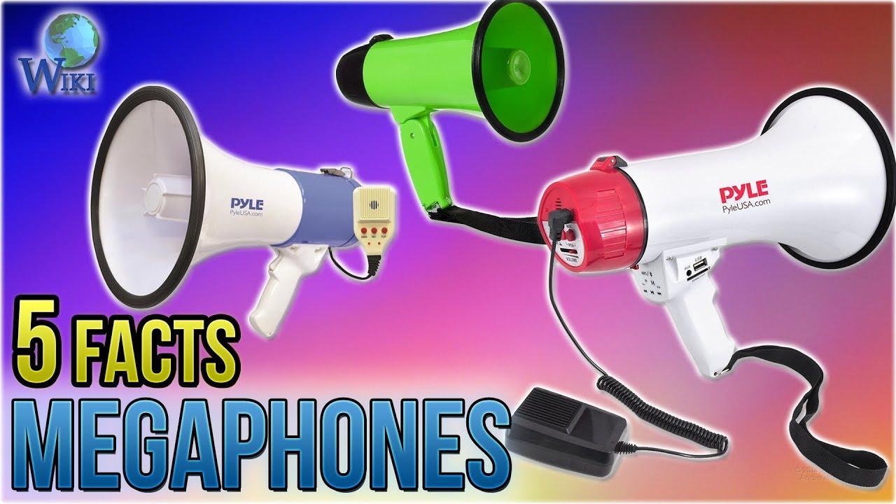 Download Megaphones: 5 Fast Facts