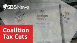 PM Scott Morrison chalks up income tax cut package win