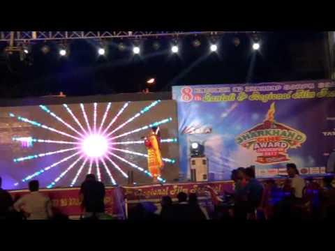 New Santali Video  AISFA 2017  Kalpana Hansda First Song