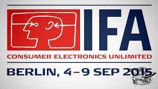 IFA - Выставка бытовой электроники в Берлине 2015(Побывал на крупнейшей и старейшей выставке IFA (нем. Internationale Funkausstellung Berlin) — ежегодная международная выставк..., 2015-09-14T04:00:30.000Z)
