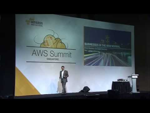AWS Summits 2015 | Singapore - Delivering Business Value and Service Assurance