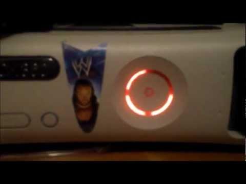 EASY FIX ROD XBOX 360- 3 red light reset