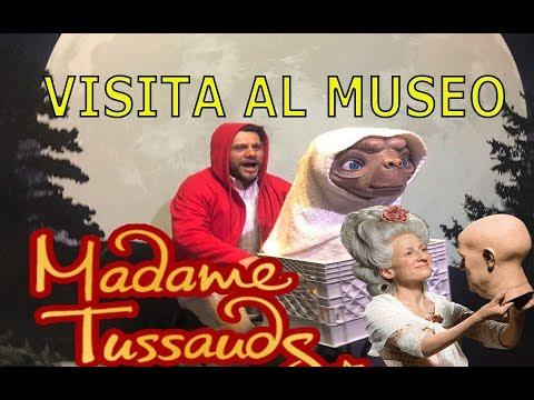 Visita al Museo Madame Tussauds en Hollywood