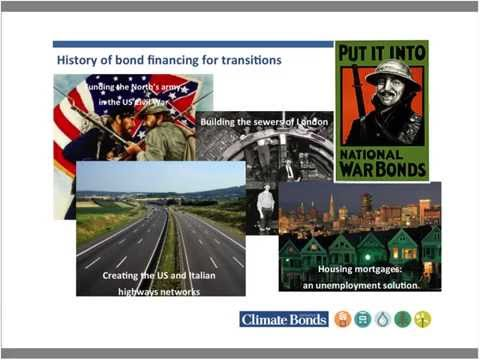 Green Bonds 101 - Session 2 (May 26th 2016 Webinar)