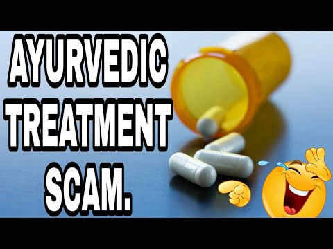 Medicine Scam In The Name Of Ayurvedic Treatment, Stay Alert.
