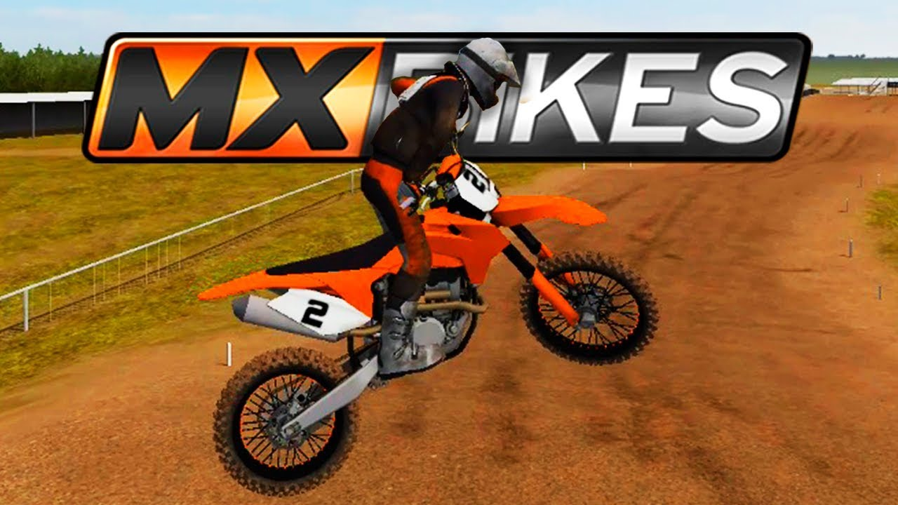 This Motocross Game Is Actually Pretty Awesome! - MX Bikes!
