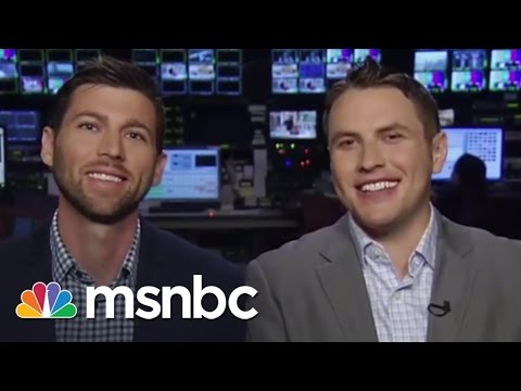 Gay Couple In Clinton Ad Invite Hillary to Wedding | msnbc