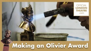 The Making of the Olivier Award Statue