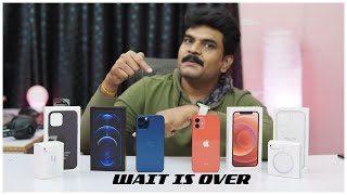 Apple iPhone 12 & 12 Pro Unboxing ll in Telugu ll