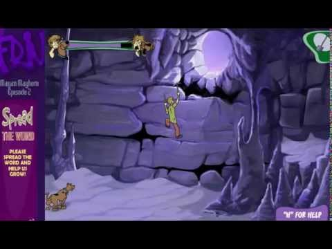 Friv Games Scooby Doo Mayan Mayhem Episode 2 Creepy Cave Cave In