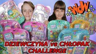 █▬█ █ ▀█▀ -  Moji Pops Challenge - Dziewczyna vs Chłopak - Kto trafił lepsze figurki?