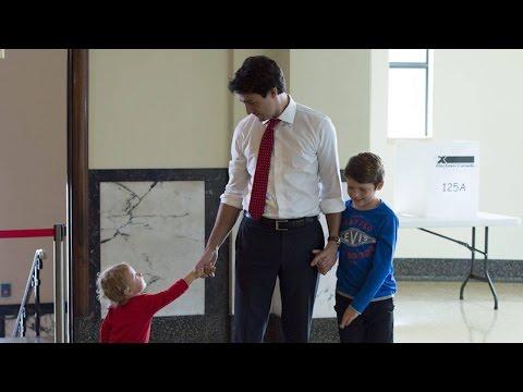 Justin Trudeau casts