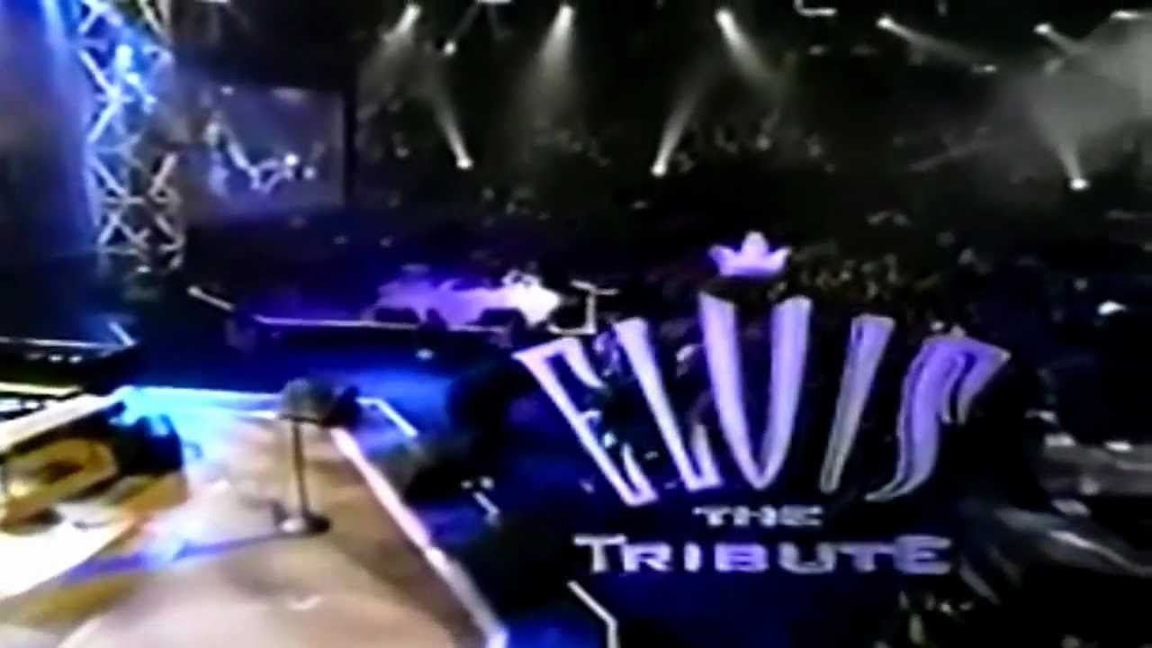 Image result for Elvis tribute 1994