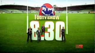 Channel Nine - The AFL Footy Show Promo [2013]