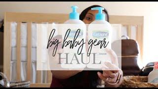 Baby Gear Haul