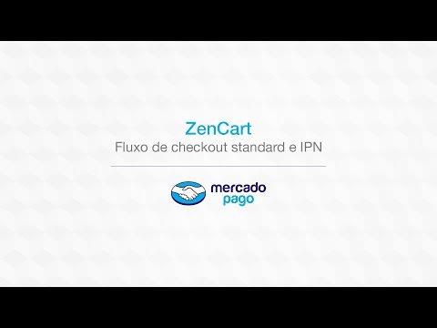ZenCart - Fluxo de checkout standard e IPN
