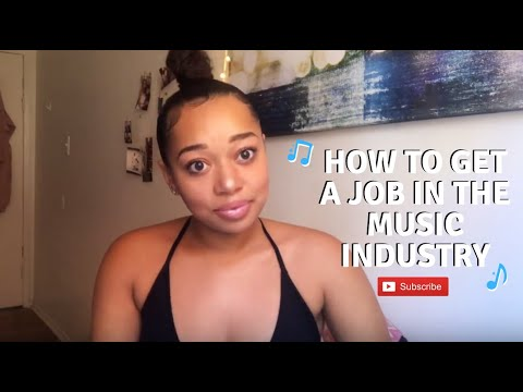 ADVICE: How I got a job at a record label Mp3