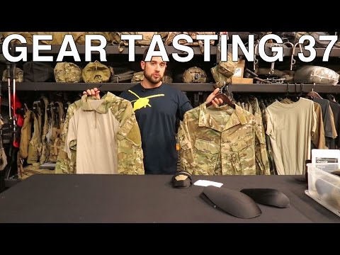 Gear Tasting 37: Tribute to Pat Rogers, Combat Shirts and Trunk Guns