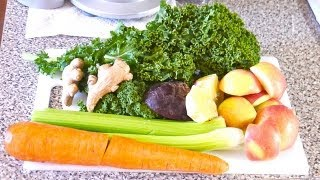 Raw Juice - My KEY to Health & Beauty! Thumbnail