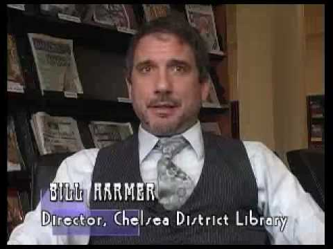 Chelsea District Library Promo